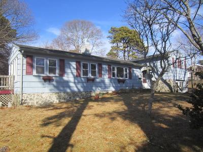 Yarmouth MA Single Family Home For Sale: $325,000