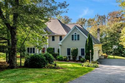 Southborough MA Single Family Home For Sale: $915,000