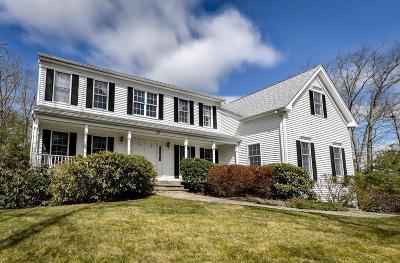 Hopkinton MA Single Family Home For Sale: $899,900