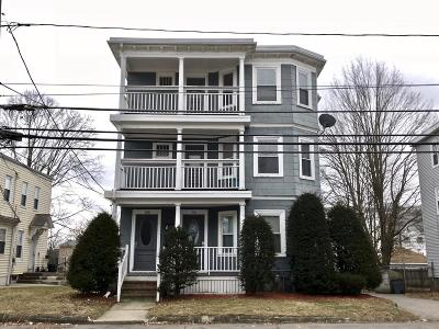 Brockton Multi Family Home New: 168 Forest Avenue