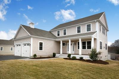 Scituate Single Family Home For Sale: 41 Otis Place #41