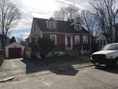 Brockton Single Family Home For Sale: 200 Nilsson St