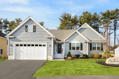 Rockland Single Family Home Under Agreement: 17 Corn Mill Way