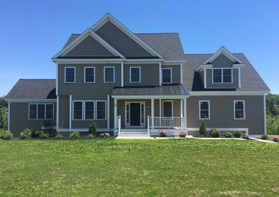 Holliston Single Family Home Under Agreement: 23 Summit Pointe Drive Lot 6