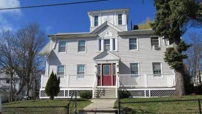 MA-Suffolk County Multi Family Home For Sale: 15 School St