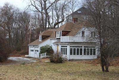 Cohasset Single Family Home For Sale: 179 Atlantic Avenue