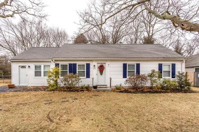 Canton Single Family Home Under Agreement: 20 Oakdale Rd