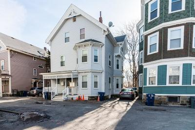 MA-Suffolk County Multi Family Home For Sale: 8 Buckley Ave