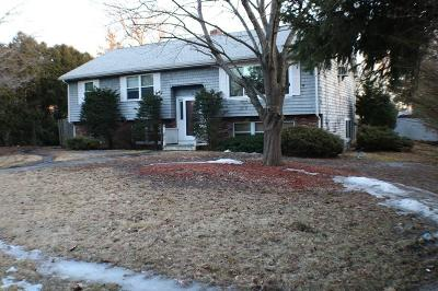 Methuen Single Family Home Under Agreement: 32 Oneida St