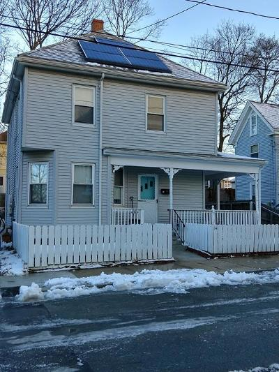 Beverly Single Family Home Under Agreement: 14 Mason St