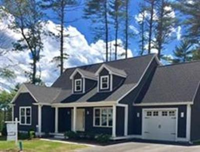 Norwell Single Family Home Back On Market: 7 Hillcrest Circle(130tiffanyrd)