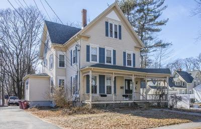 Middleboro Multi Family Home For Sale: 3 Rock St