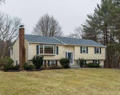 Andover Single Family Home Under Agreement: 4 Bridle Path Rd