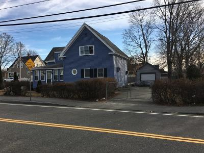 Stoughton Single Family Home Back On Market: 144 Canton St