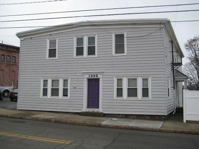 Fall River Multi Family Home For Sale: 1206-1208 Stafford Rd