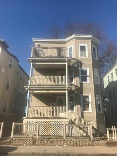 Boston Condo/Townhouse Under Agreement: 39 Torrey St #2