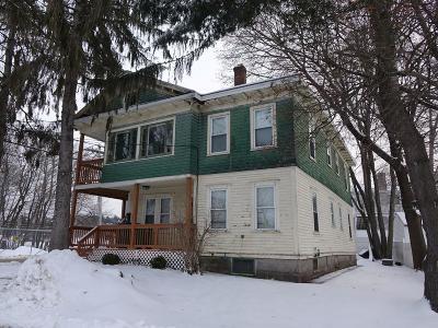 Multi Family Home Under Agreement: 329 Beech St
