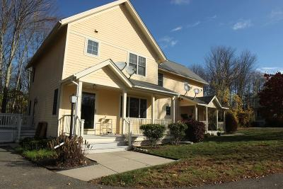 Belchertown Condo/Townhouse Under Agreement: 55 North Main Street #41