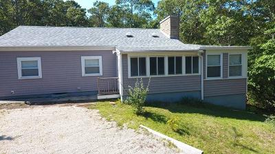MA-Barnstable County Single Family Home Under Agreement: 510 Quaker Road