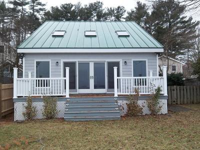Freetown Single Family Home For Sale: 17 Point Of Pines Rd