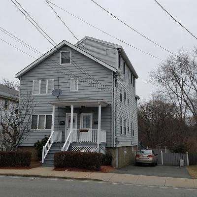 Saugus MA Multi Family Home Under Agreement: $599,900