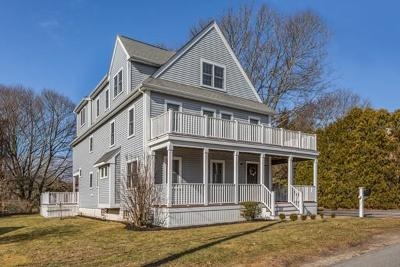 Scituate Single Family Home For Sale: 33 Hazel Ave