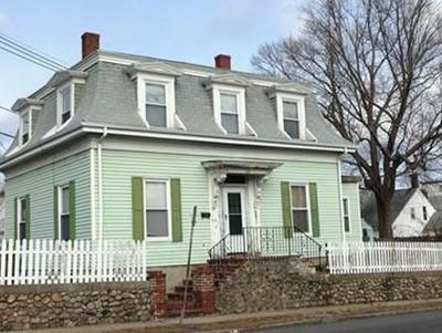 Peabody Multi Family Home New: 40 Tremont St
