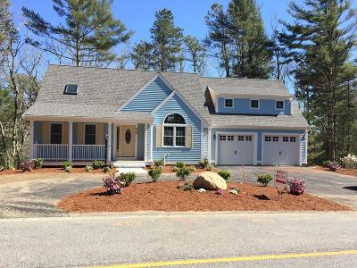 MA-Barnstable County Single Family Home Under Agreement: 12 Faith's Way