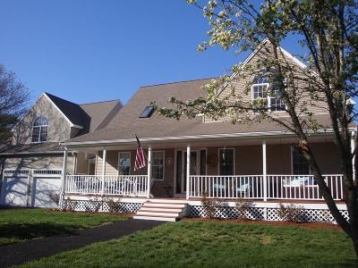 Wareham Single Family Home For Sale: 5 Roundhill Blvd