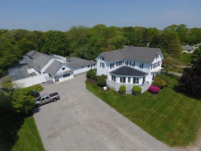 MA-Bristol County Commercial Reactivated: 855 Main Road