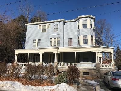 Methuen, Lowell, Haverhill Multi Family Home Back On Market: 144 Arlington St