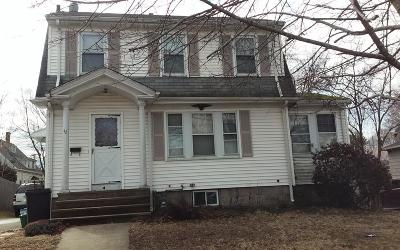 Brockton MA Single Family Home New: $349,000