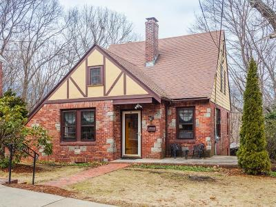 MA-Suffolk County Single Family Home New: 109 Westchester Road
