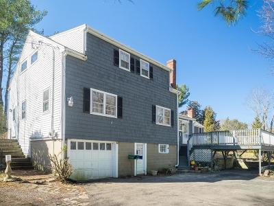 Cohasset MA Single Family Home For Sale: $689,900