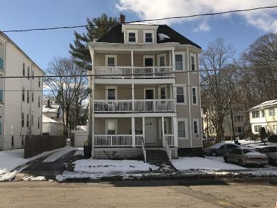 Brockton Multi Family Home Under Agreement: 3 N Arlington Street
