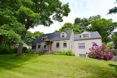 Canton Single Family Home For Sale: 20 Morton Street