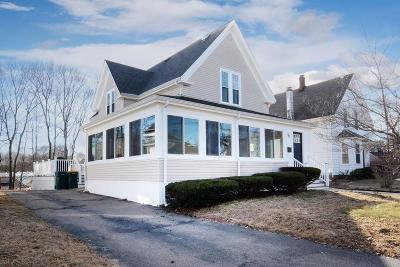 Abington Single Family Home For Sale: 36 Morton St