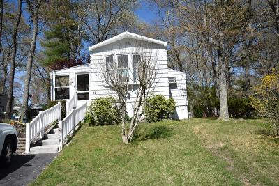 Wareham Mobile/Manufactured For Sale: 99 Holiday Dr.