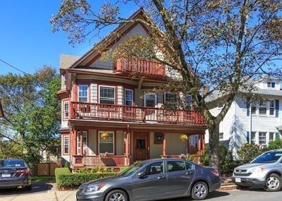 MA-Suffolk County Condo/Townhouse New: 165 Wachusett Street #2