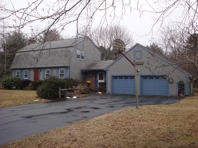 East Bridgewater Single Family Home Under Agreement: 9 Fieldcrest Drive