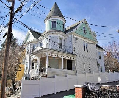 Somerville Multi Family Home For Sale: 18 Dartmouth
