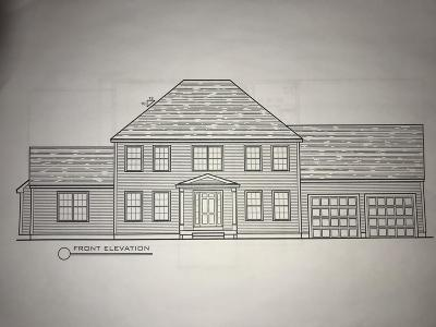 East Bridgewater Single Family Home Under Agreement: Lot 1 Elmwood Court