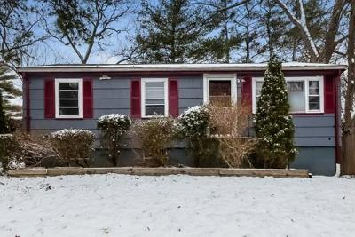 Randolph Single Family Home Under Agreement: 26 Truman Dr