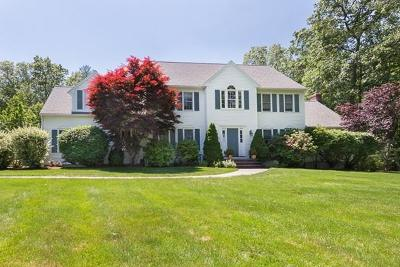 Holliston Single Family Home For Sale: 15 Old Sawmill Road