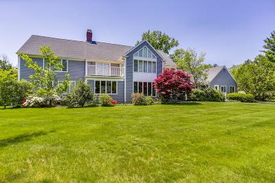 Wayland MA Single Family Home For Sale: $1,649,000