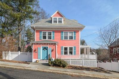 Watertown MA Single Family Home New: $950,000