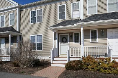 Stow Condo/Townhouse Under Agreement: 15 Cortland Drive #15