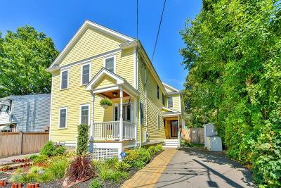 MA-Suffolk County Condo/Townhouse New: 3-5 Organ Park #3