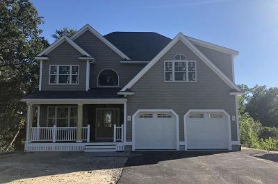 Tewksbury Single Family Home Sold: Lot 11 121 Frasier Lane #Alexis
