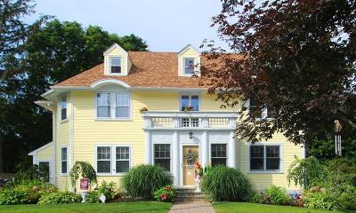 Wareham Single Family Home For Sale: 128 High Street